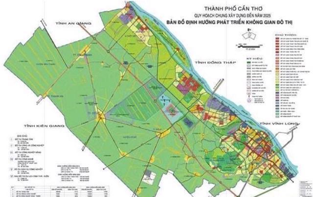 Tập đoàn Hòa Phát được phép nghiên cứu, khảo sát đầu tư dự án quy mô 280ha tại TP Cần Thơ - Ảnh 1