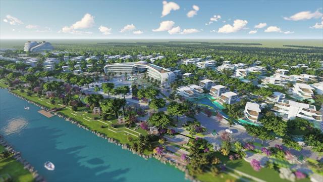 """Sunshine Heritage - Chuỗi đại đô thị nghỉ dưỡng gắn với trải nghiệm văn hoá, bảo tồn và tôn vinh di sản với các dự án Sunshine Heritage tại Hà Nội, Phan Thiết, Đà Nẵng… với dự án điển hình là Sunshine Heritage Hà Nội - """"thành phố nghỉ dưỡng"""" và trải nghiệm văn hoá, bảo tồn di sản duy nhất tại Hà Nội có đường bao thuỷ dài đến 11km."""