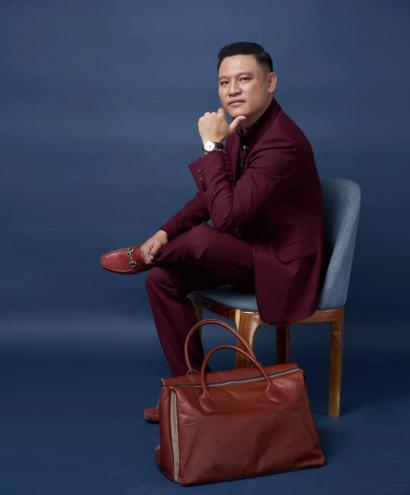 Doanh nhân Trần Văn Toàn, Chủ tịch HĐQT Công ty Cổ phần Tư vấn Phát triển Bất động sản Đại Phát