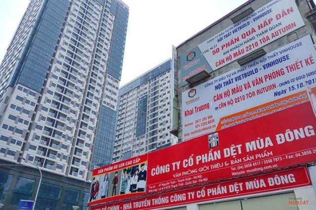Thanh tra Chính phủ chỉ rõ những sai phạm tại dự án Gold Season 47 Nguyễn Tuân của TNR Holdings - Ảnh 1