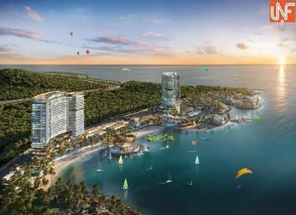 Phối cảnh dự ánDự án Vega City Nha Trang.