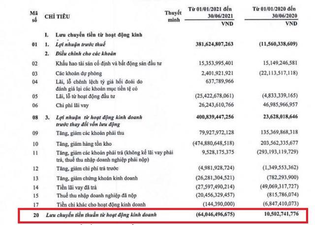 Thép Tiến Lên (TLH): Lãi cao nhất kể từ khi niêm yết nhưng lại 'có vấn đề' với dòng tiền kinh doanh - Ảnh 7