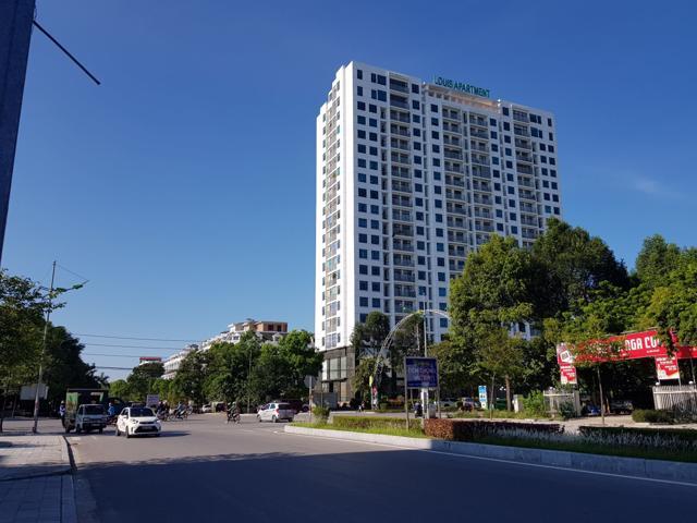 Thay vì công ty cổ phần Mai Tuấn Nghĩa tiếp tục thực hiện giai đoạn 2 là xây khu thương mại dịch vụ thì đơn vị này đượcUBND tỉnh Thanh Hóa cho phép thay đổi quy hoạch thành dự án nhà ở và chung cư thương mại.