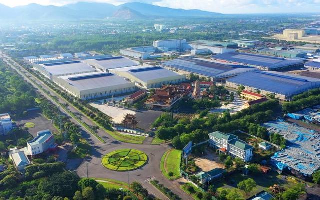 Thị trường bất động sản Phú Mỹ hưởng lợi từ dự án Sân bay Long Thành.