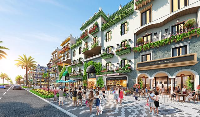 Tọa lạc tại vị trí đắc địa nên chủ nhân boutique hotel NovaWorld Phan Thiet có thể kinh doanh thêm các dịch vụ F&B để tối đa hóa lợi nhuận.