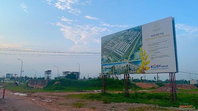 Dự án Khu đô thị Kosy Bắc Giang: sau nhiều lần bán 'lúa non' đã đủ điều kiện huy động vốn? - Ảnh 1
