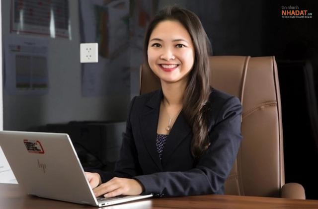Bà Lê Ngọc Chi, Tổng giám đốc Công ty cổ phần Công nghệ sinh học VinBioCare.