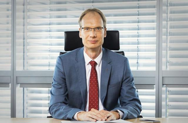 Ông Micheal Lohscheller, Tổng giám đốc VinFast toàn cầu.