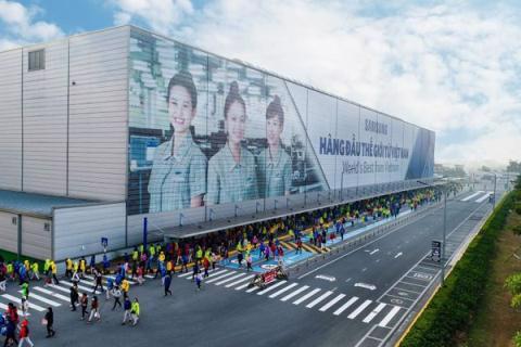 Nhà cung ứng cho Samsung: Buồn cho doanh nghiệp Việt Nam - Ảnh 1