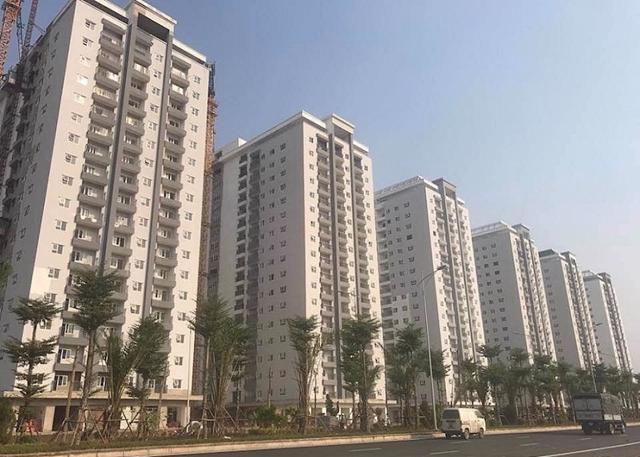 Giá bán của những căn hộ giá rẻ đã cũ có xu hướng tăng nhẹ khi rao bán lại.