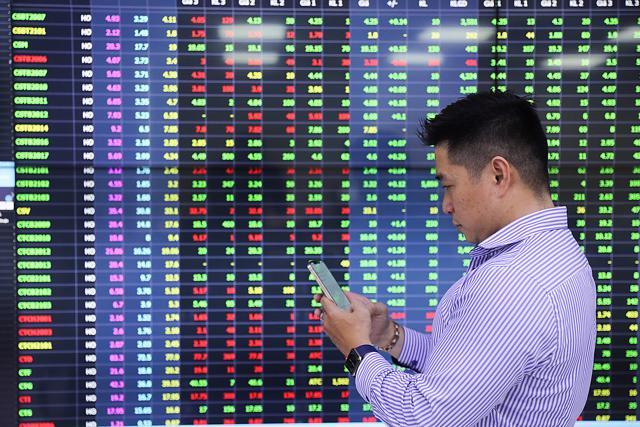 VN-Index đánh dấu chuỗi tăng điểm dài nhất năm 2021 - Ảnh 1