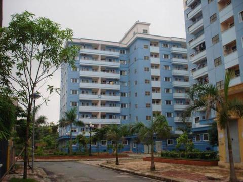 Giá nhà tăng, không còn căn hộ dưới 25 triệu đồng/m2