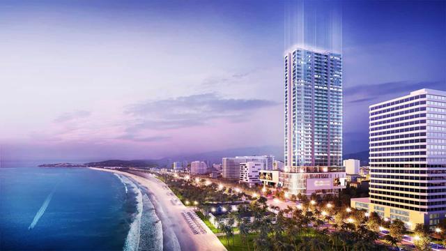 """Phát Đạt sắp hoàn tất thương vụ M&A dự án tại khu đất """"kim cương"""" ở Đà Nẵng."""