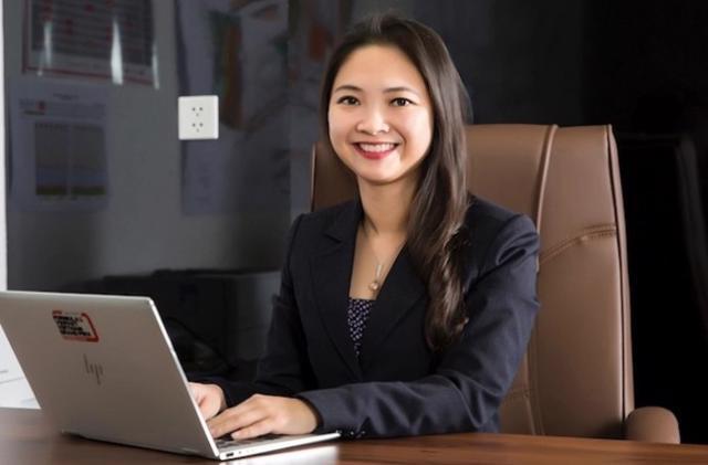 Bà Lê Ngọc Chi, Tân Tổng giám đốc Công ty cổ phần Công nghệ sinh học VinBioCare.