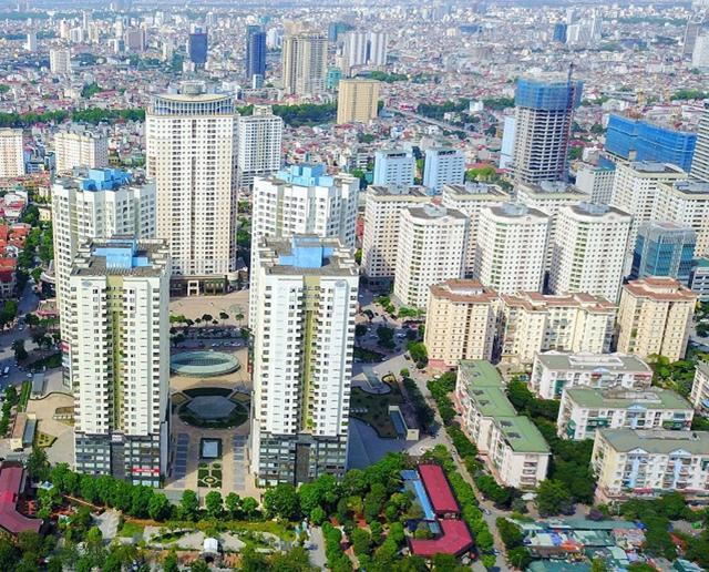 Giá nhà ở và giao dịch đều tăng trong quý II/2021. (Ảnh minh họa)