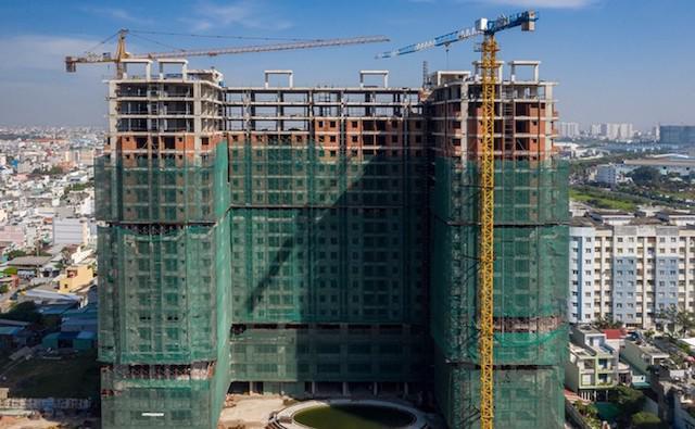 """Dự án chung cư Nam An - một dự án bán """"nhà trên giấy"""" làm khổ hàng trăm người mua. Đến nay người mua vẫn làm đơn kêu cứu khăp nơi."""