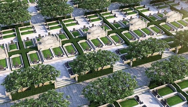 BĐS nghĩa trang là phân khúc được một số nhà đầu tư lựa chọn thời gian gần đây.