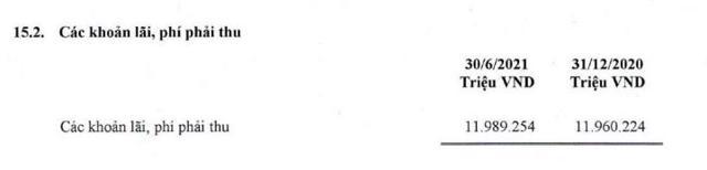 Công bố lãi 'khủng' nhưng nợ xấu và lãi dự thu tại Agribank có xu hướng tăng nhanh - Ảnh 1