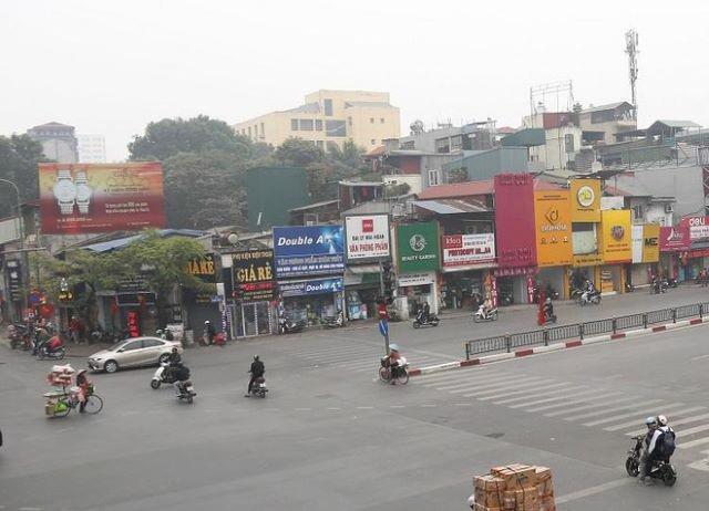 Hà Nội: Giá đền bù mở rộng đường mặt phố chùa Bộc là hơn 47 triệu/m2 - Ảnh 1