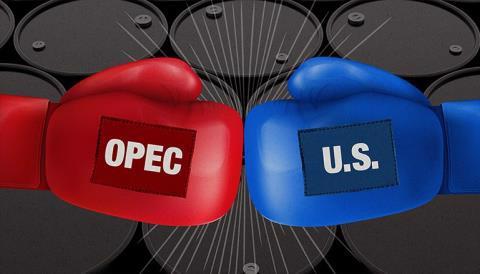 Nếu OPEC đảo chiều với Mỹ thì hệ thống doanh nghiệp Mỹ nguy to