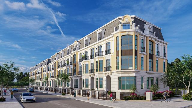 Tiềm năng sinh lời bền vững của nhà phố Sun Harbor 1 đến từ vị trí đắc địa, giá trị thẩm mỹ và thiết kế thông minh
