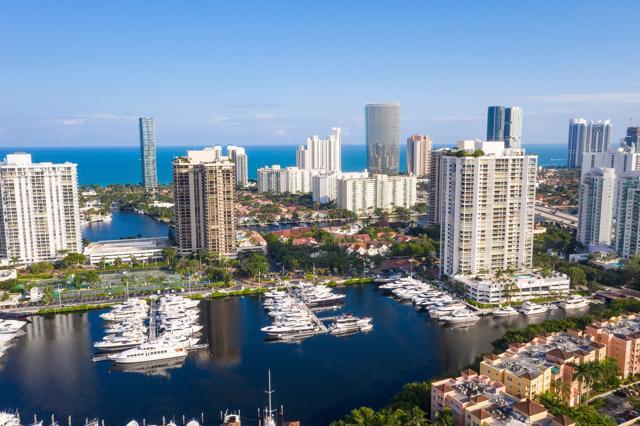 Bất động sản bên bến du thuyền như tại Miami, bang Florida, Mỹ luôn có sức hút đặc biệt với giới đầu tư