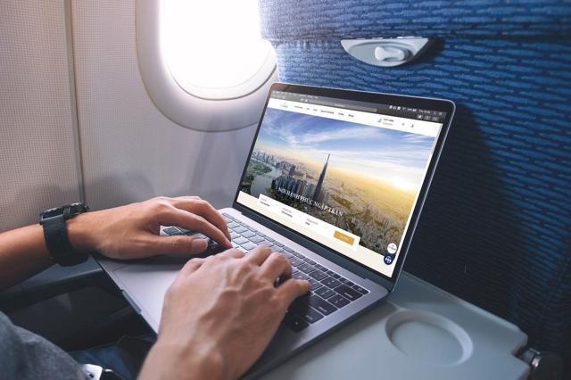 Vinhomes Online ứng dụng công nghệ cao, kết nối trực tiếp chủ đầu tư/tư vấn viên với khách (hình ảnh minh hoạ).