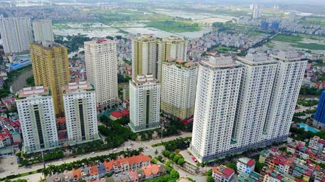 Phân khúc bình dân với khả năng hấp thụ tốt lại chỉ có gần 300 căn mới, chiếm vỏn vẹn 8% trong tổng số nguồn cung căn hộ Hà Nội. (Ảnh minh hoạ)