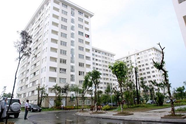 Căn hộ bình dân có mức giá dưới 25 triệu đồng/m2 tại các đô thị lớn hay các dự án nhà ở xã hội, nhà ở giá rẻ rất ít. (Ảnh minh hoạ)