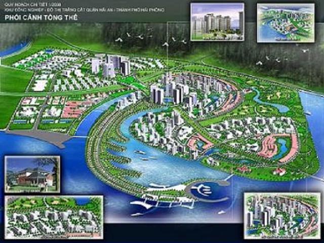 Công ty của ông Đặng Thành Tâm muốn tăng vốn điều lệ tối đa 3.000 tỷ để 'rót' thêm vào dự án 800 ha tại Hải Phòng? - Ảnh 2
