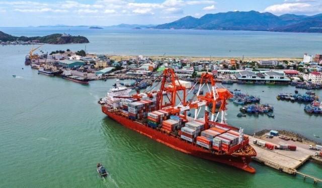Đầu tư hơn 420 tỷ đồng vào cảng Quy Nhơn - Ảnh 1