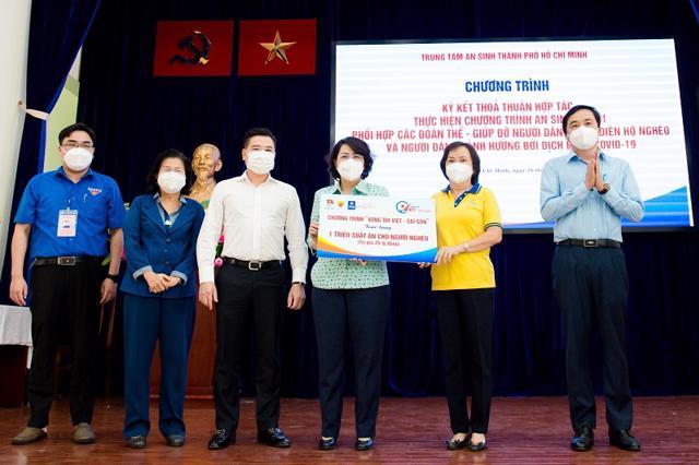 Tập đoàn Hưng Thịnh tiếp tục góp 10 tỷ đồng hỗ trợ một triệu suất ăn cho người nghèo - Ảnh 2