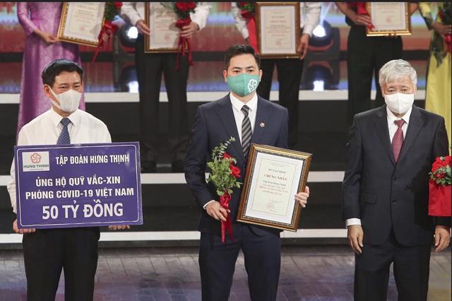 Tập đoàn Hưng Thịnh tiếp tục góp 10 tỷ đồng hỗ trợ một triệu suất ăn cho người nghèo - Ảnh 3