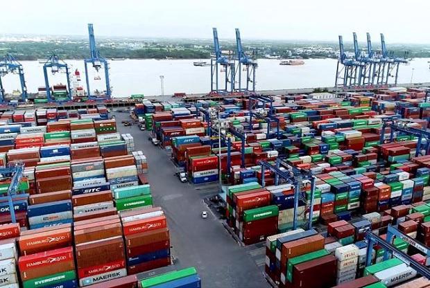 """Giảm tồn đọng hàng hóa ở cảng: Giải pháp căn cơ nhất là tạo nguồn lao động """"sạch"""" - Ảnh 1"""