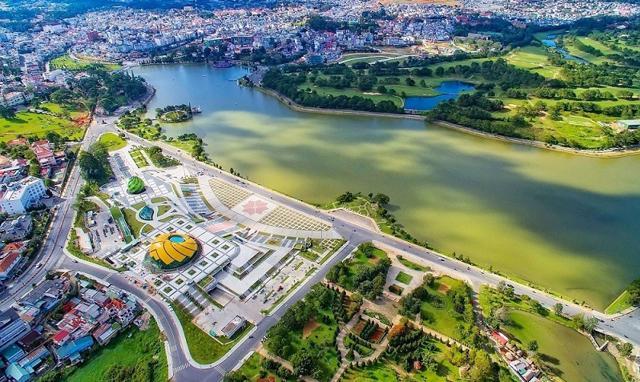 Hưng Thịnh đang đẩy mạnh đầu tư tại Lâm Đồng.