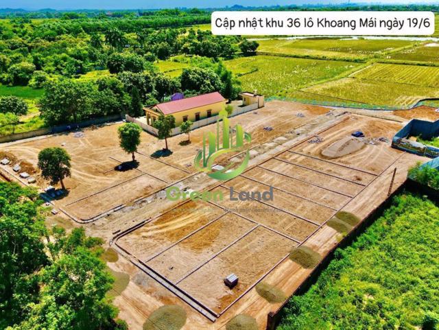 """""""Bên em là chủ đầu tư - Công ty Green Land ở Dương Nội, quận Hà Đông, Hà Nội"""", nữ nhân viên tên Thúy cho biết."""