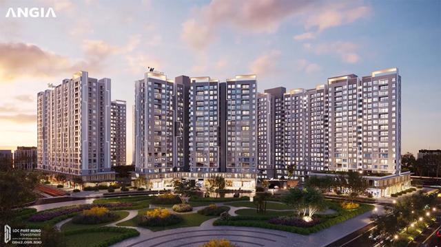Khu phức hợp cao cấp Westgate (Bình Chánh, TP Hồ Chí Minh) của An Gia sẽ tiếp tục được mở bán.