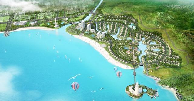 RIG Group sẽ tài trợ kinh phí làm dự án Khu đô thị gần 50 ha tại Thanh Hóa - Ảnh 1