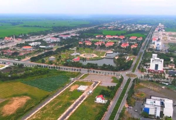 TP Vị Thanh sẽ có thêm khu đô thị mới.