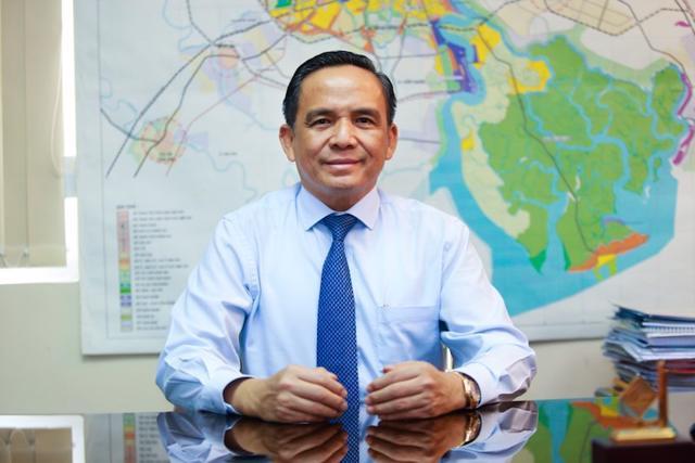 """Ông Lê Hoàng Châu - Chủ tịch Hiệp hội bất động sản TP Hồ Chí Minh: Doanh nghiệp mà """"sống được"""" thì ngân hàng mới """"khỏe"""" được."""