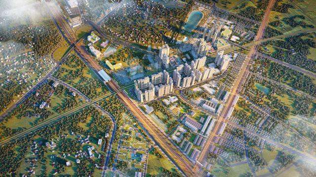 Vị trí vàng nằm ở giao điểm 3 tuyến metro cũng hứa hẹn tiềm năng gia tăng giá trị mạnh mẽ cho tòa căn hộ GS1- phân khu The Miami nói riêng và Vinhomes Smart City nói chung.