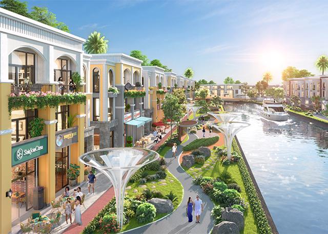 """Chuỗi tiện ích đẳng cấp từ y tế, giáo dục, vui chơi, giải trí """"ngay bên hiên nhà"""" mang đến trải nghiệm sống trọn vẹn cho cộng đồng cư dân đảo Phượng Hoàng, Aqua City"""