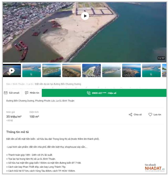 Danh Khôi 'bắt tay' DKRA Việt Nam phát triển dự án Lagi New City, thị trường địa ốc La Gi (Bình Thuận) sẽ biến động như thế nào? - Ảnh 2