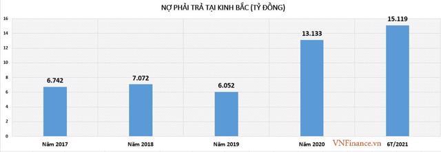 Tăng huy động trái phiếu, bức tranh tài chính tại Kinh Bắc (KBC) biến động? - Ảnh 2