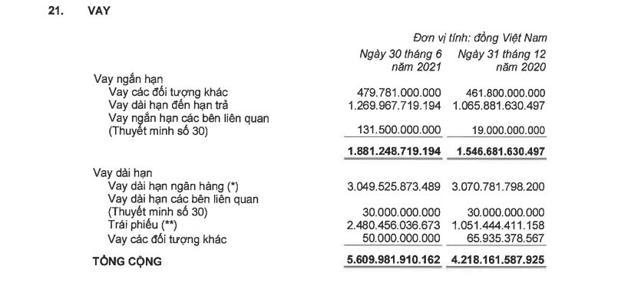 Tăng huy động trái phiếu, bức tranh tài chính tại Kinh Bắc (KBC) biến động? - Ảnh 3