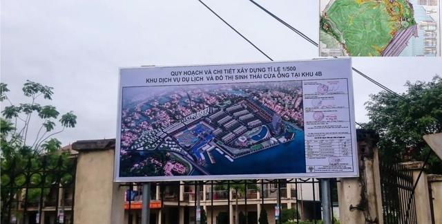 Chuyển động mới tại dự án 3.000 tỷ của liên danh Đông Đô tại Quảng Ninh - Ảnh 2