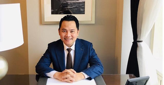 Ông Phan Công Chánh - Tổng Giám đốc Phú Vinh Group