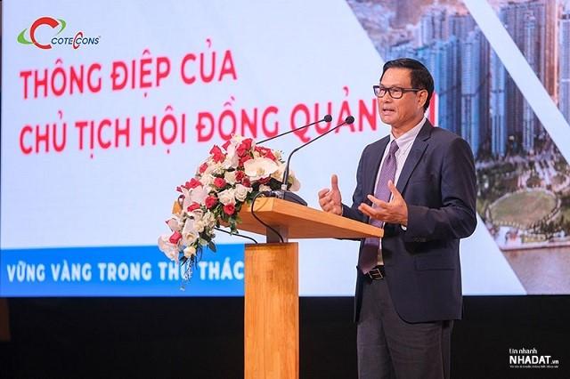Kể từ khi ông Nguyễn Bá Dương rời ghế nóng, Coteccons bắt đầu rơi vào khủng hoảng trầm trọng.
