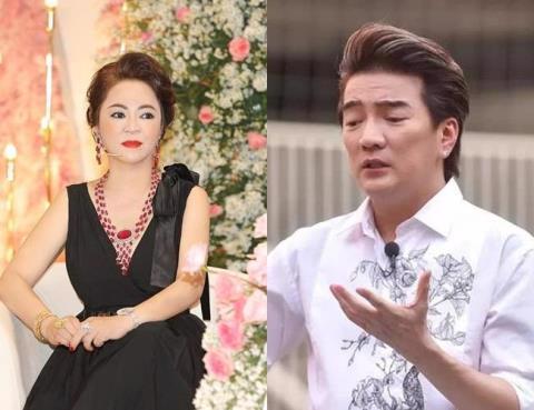 Đàm Vĩnh Hưng tuyên bố kiện bà Nguyễn Phương Hằng. Ảnh minh họa