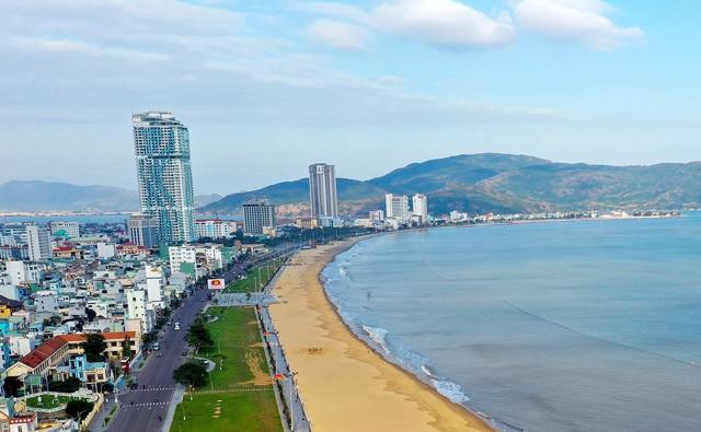 Bình Định sắp có thêm hai khách sạn hạng sang ở Quy Nhơn - Ảnh 1